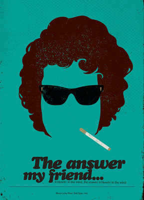 The answer my friend by Rafael Barletta