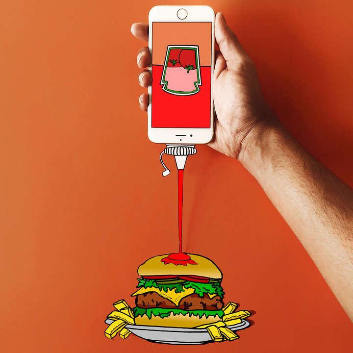 The Best Burger von Anshuman Ghosh
