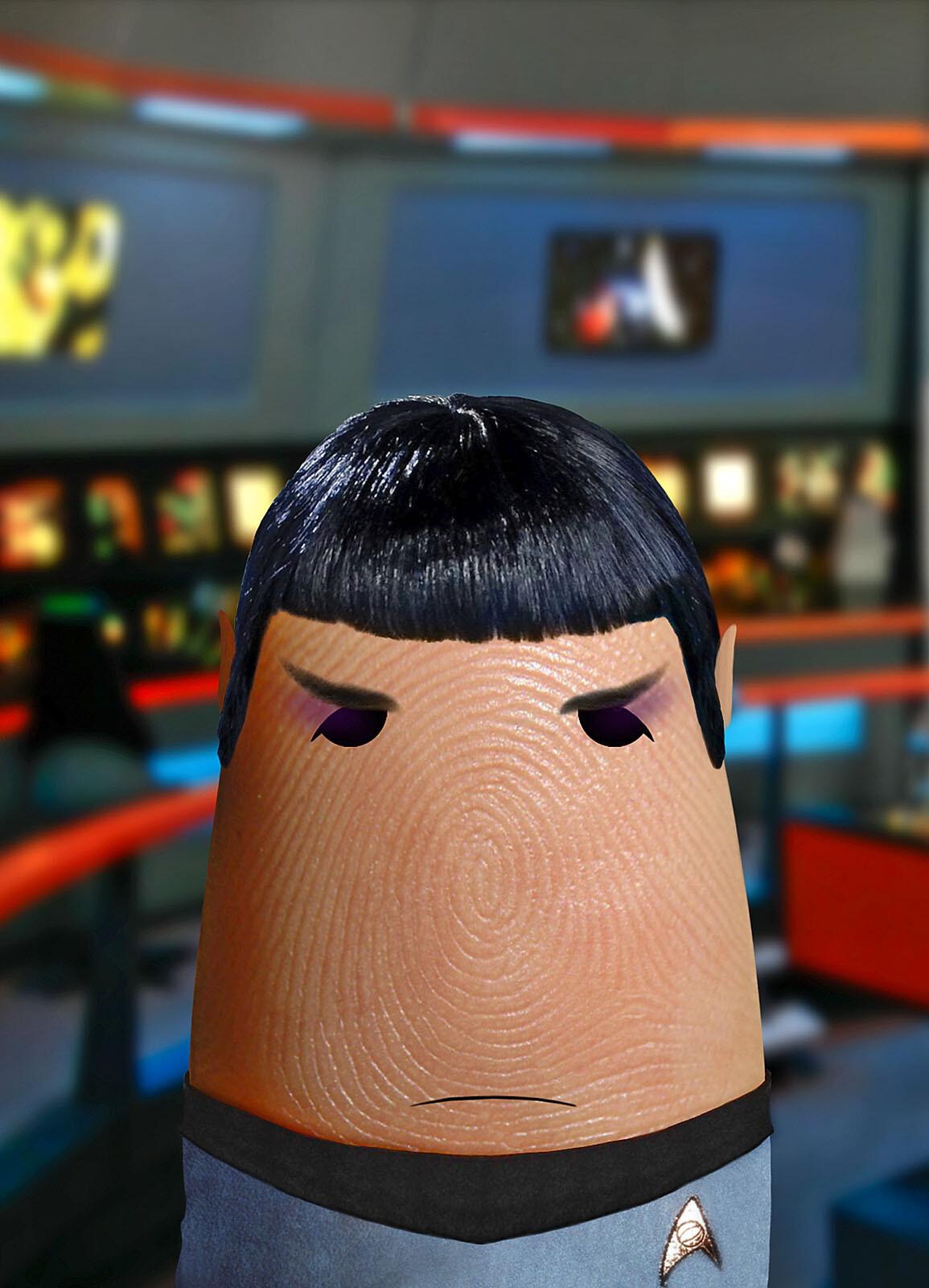 Mr. Spock - Dito Von Tease