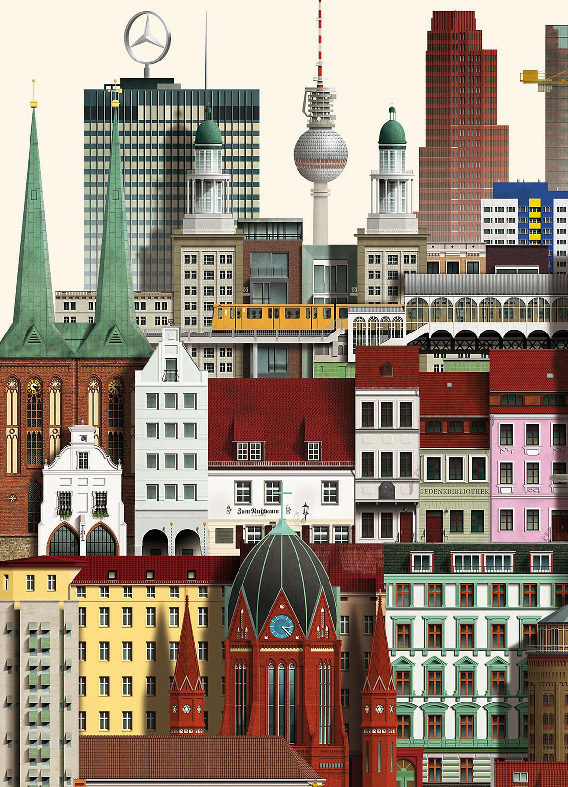 Berlin - Martin Schwartz