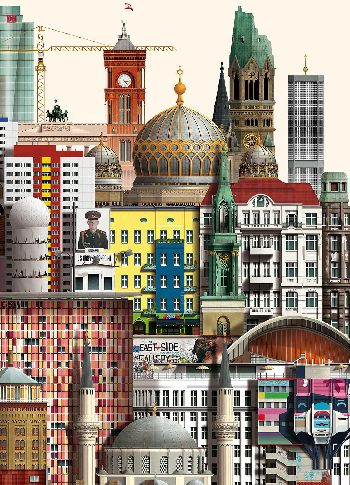 Berlin II - Martin Schwartz