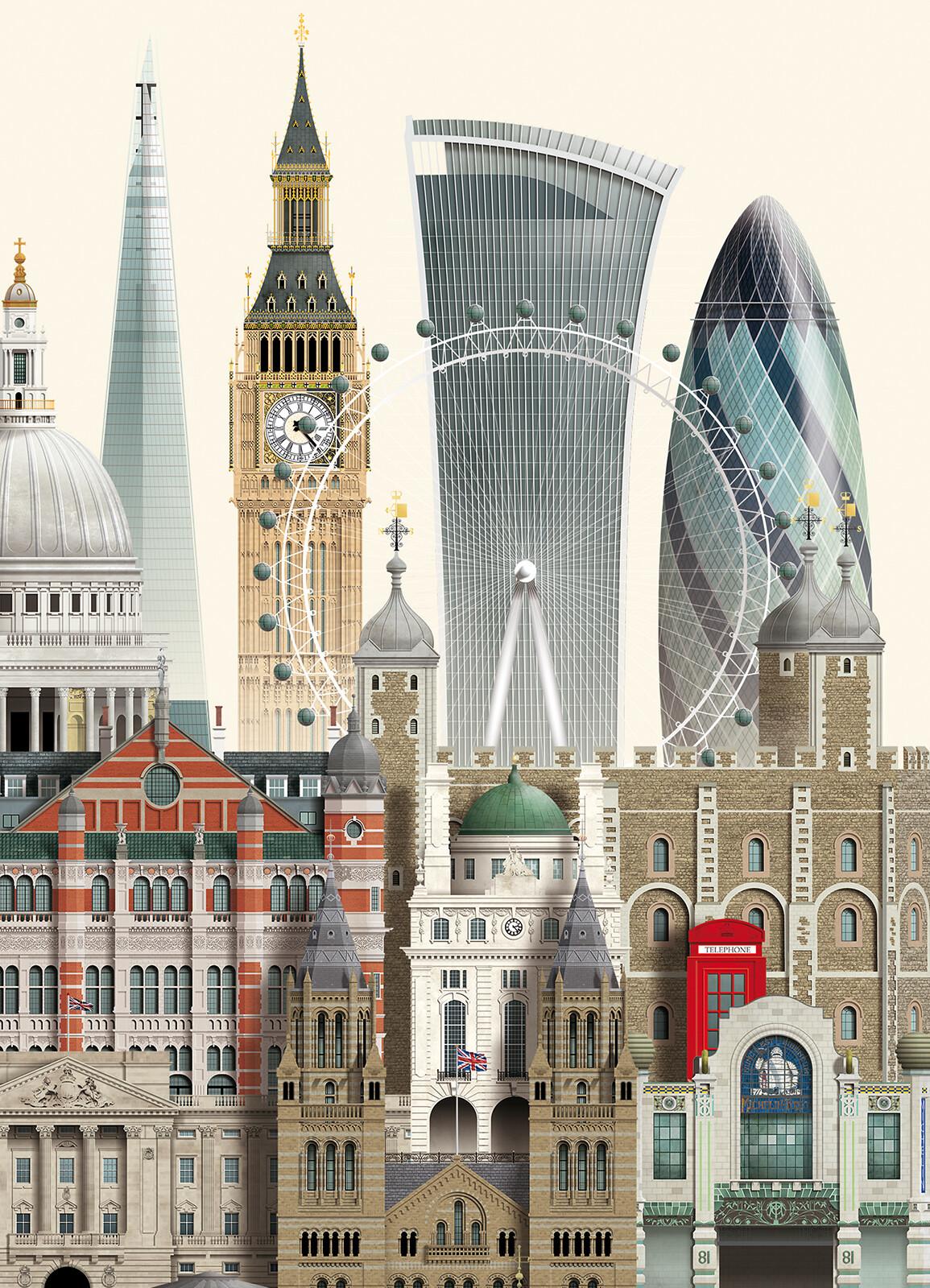 London II - Martin Schwartz