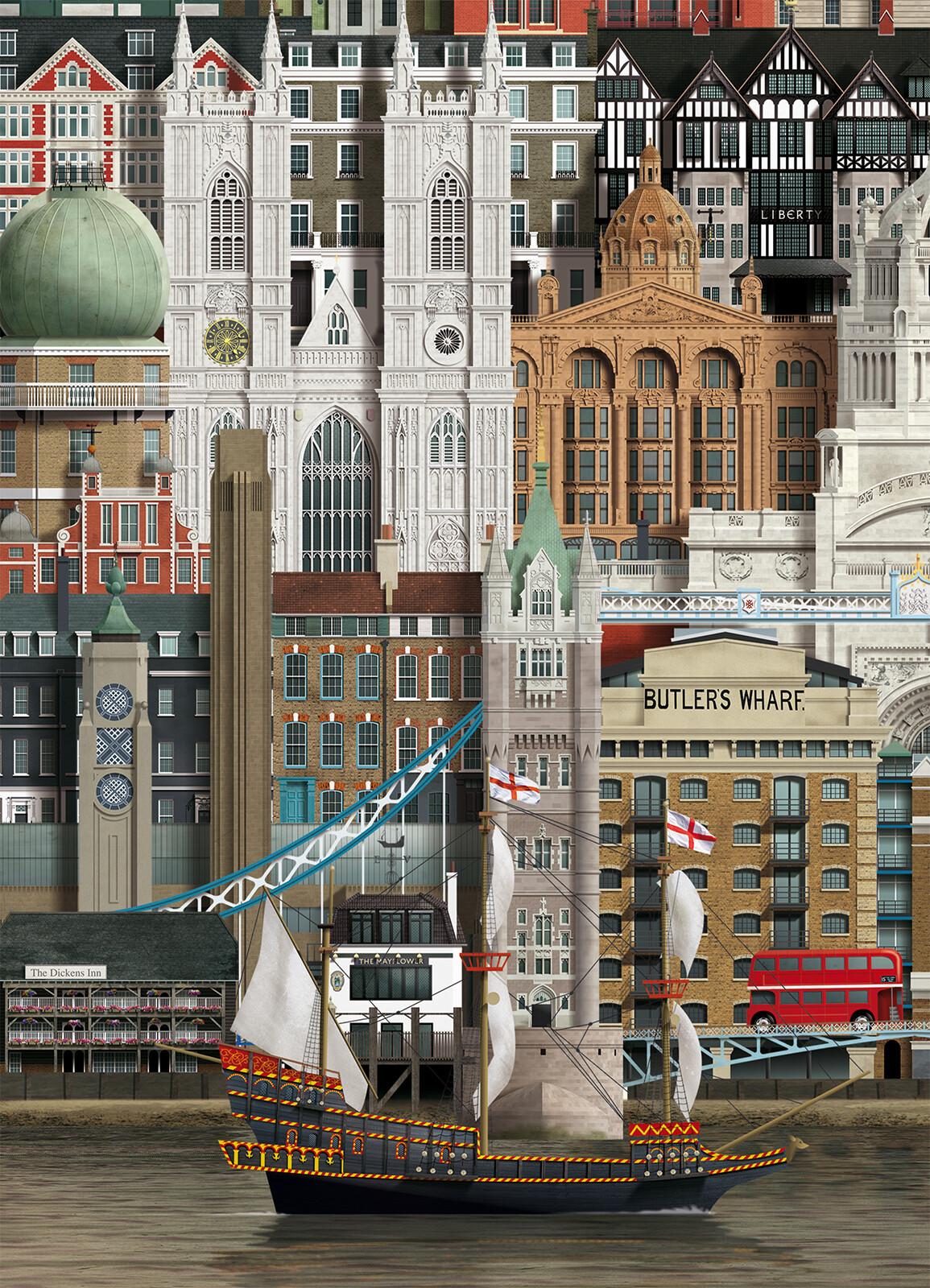 London III - Martin Schwartz