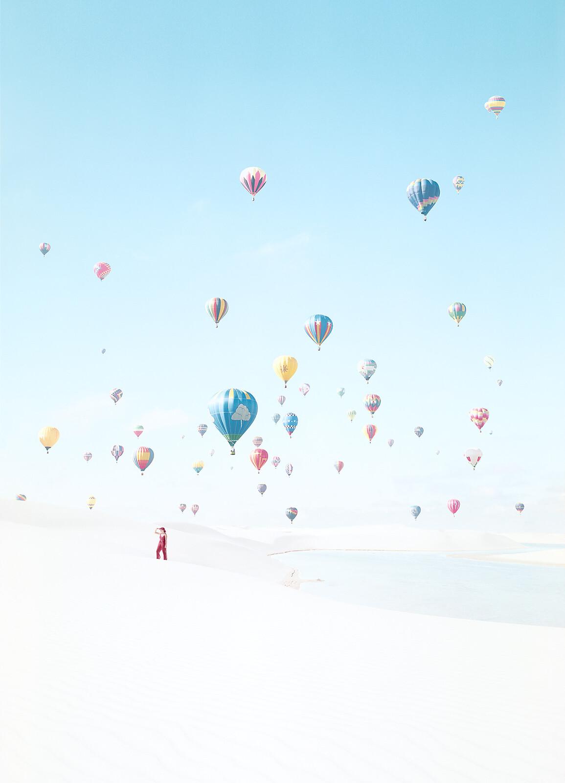 Heiße Luft, Balloons 2 - Julia Christe