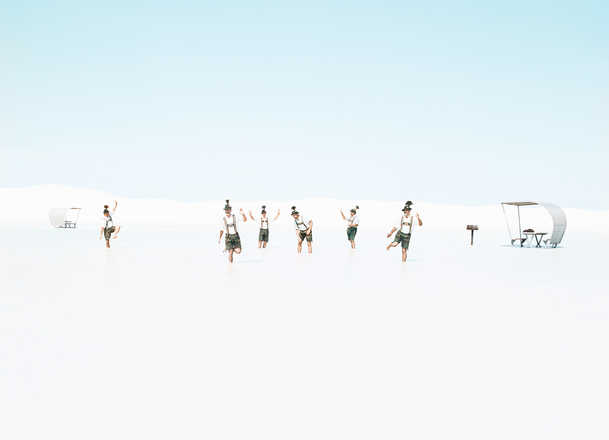 White Sands Beach #3 - Julia Christe