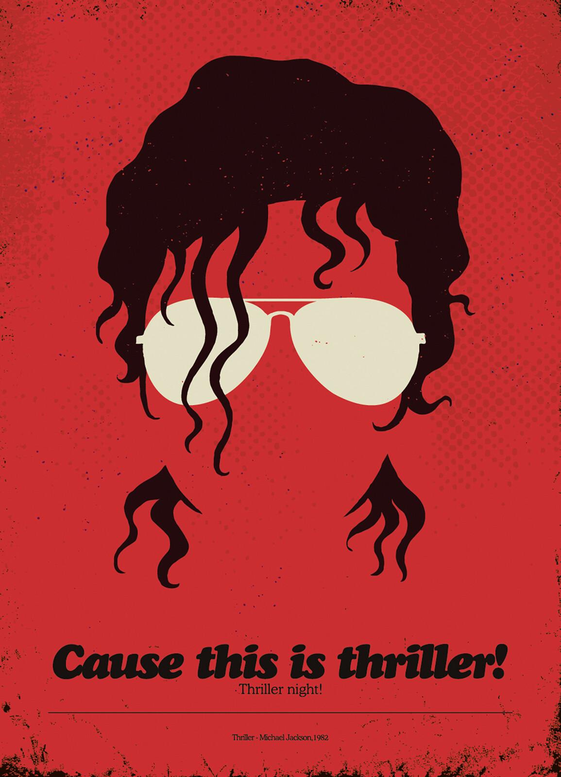 Cause this is thriller - Rafael Barletta