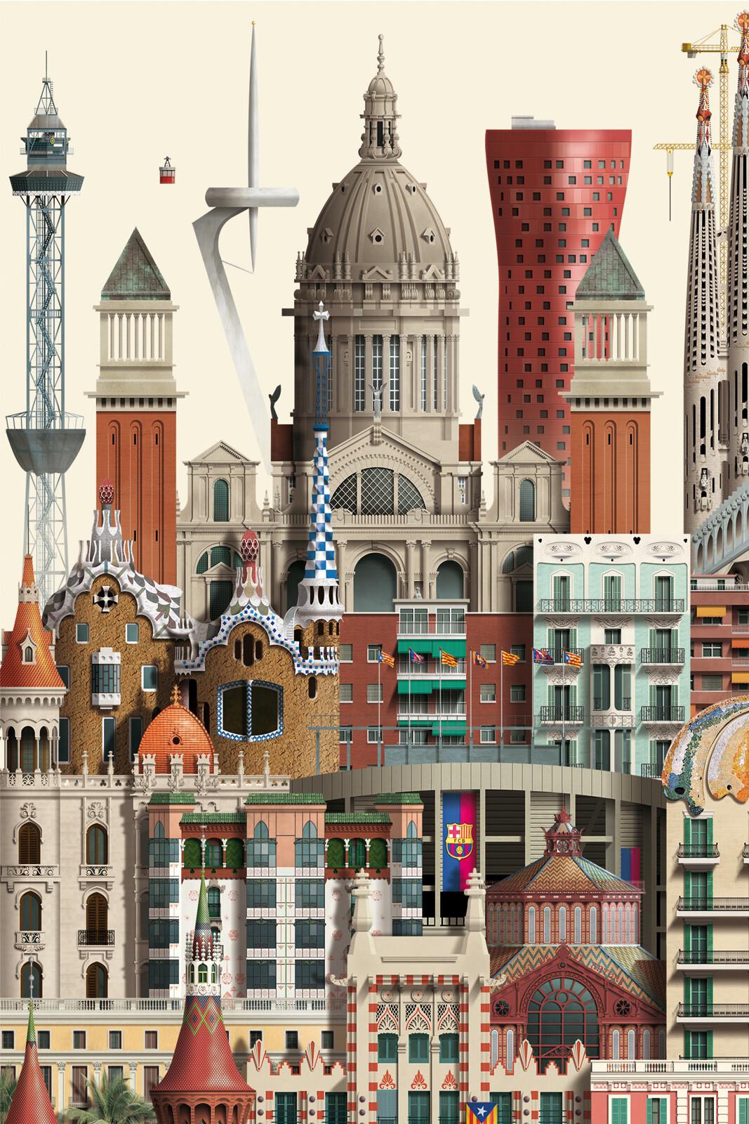 Barcelona - Martin Schwartz