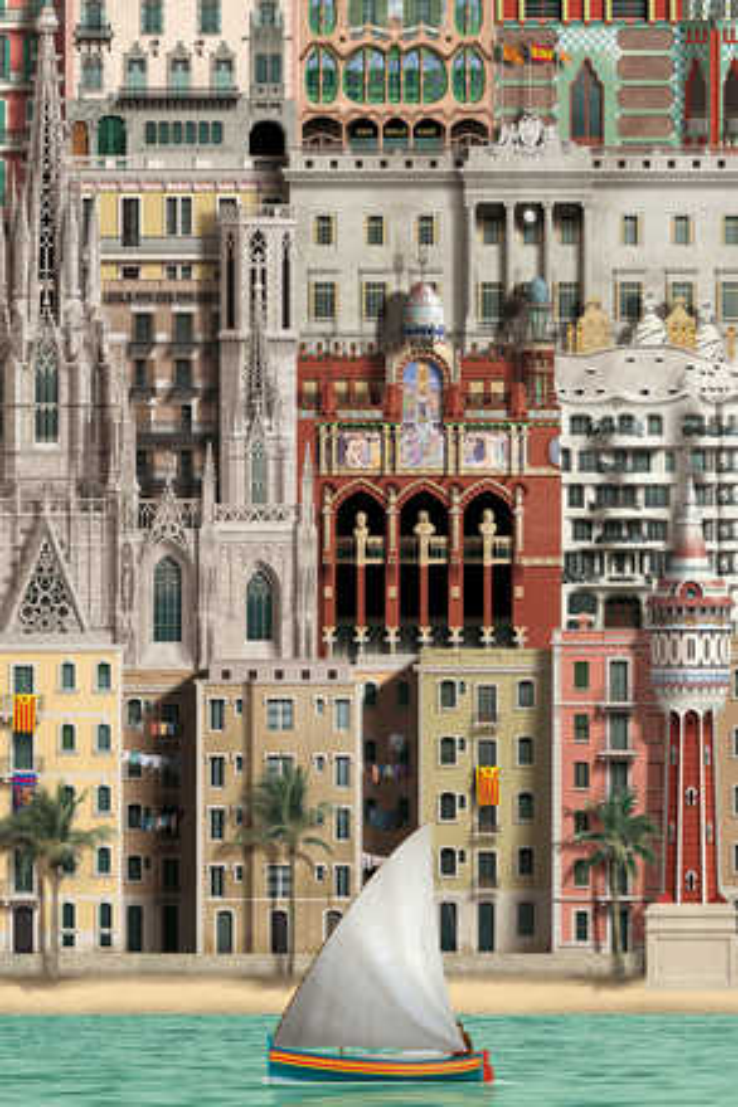 Barcelona IV - Martin Schwartz