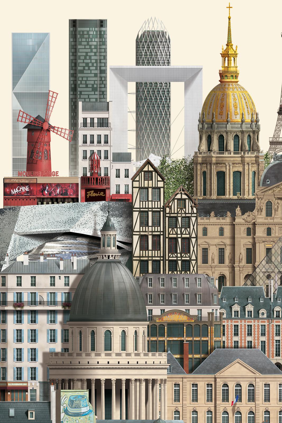 Paris - Martin Schwartz