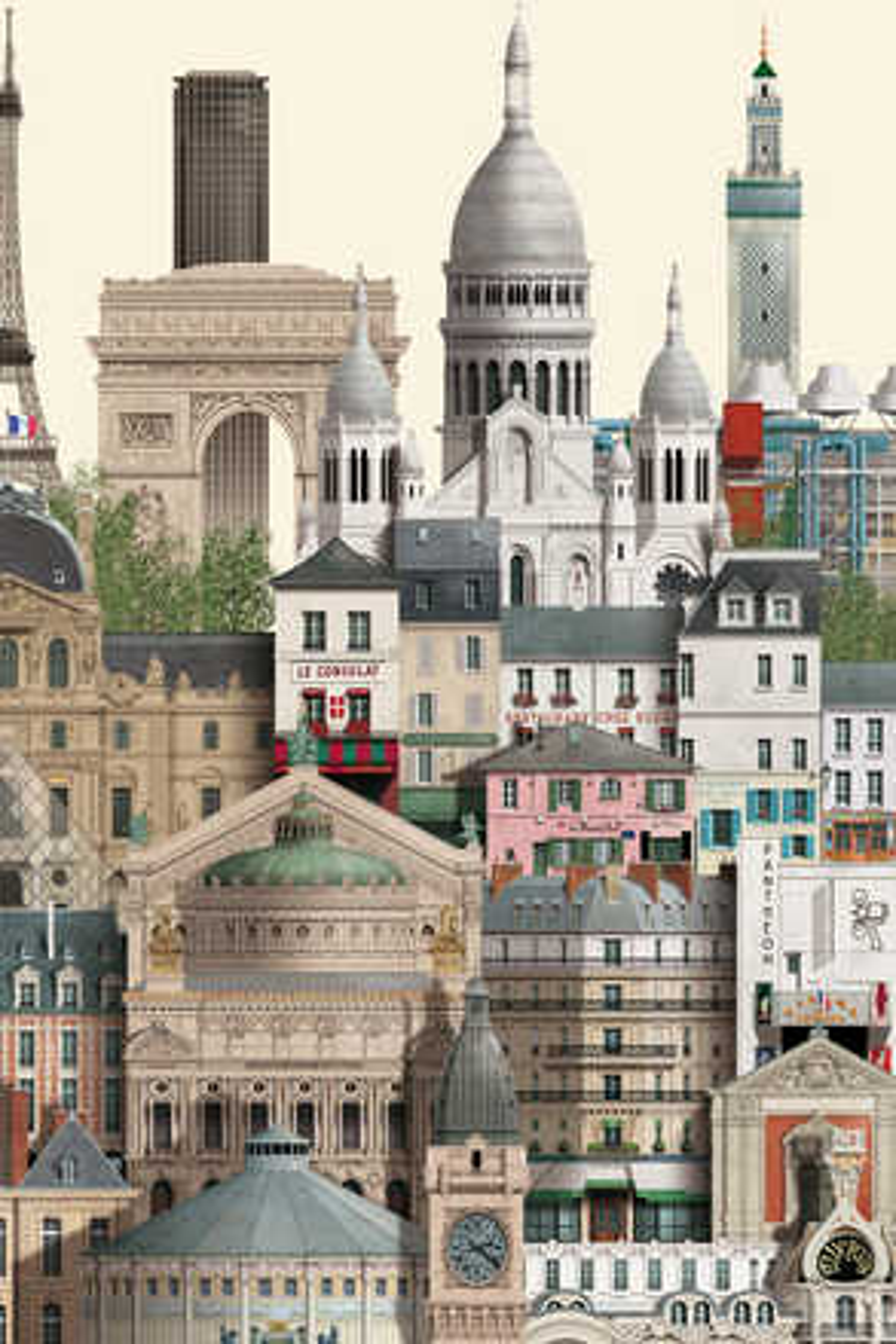 Paris II - Martin Schwartz
