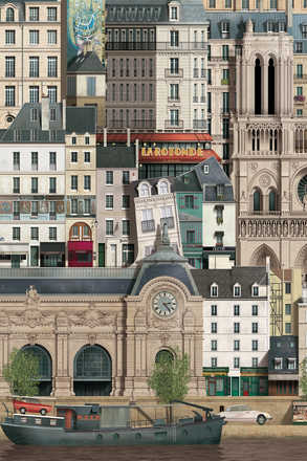 Paris III - Martin Schwartz