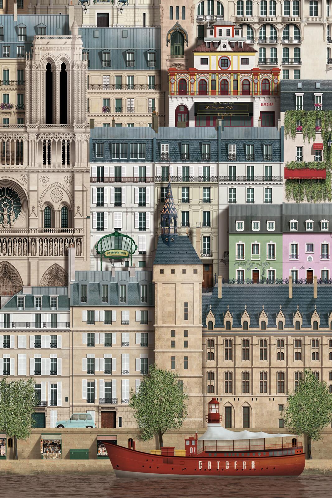 Paris IV - Martin Schwartz