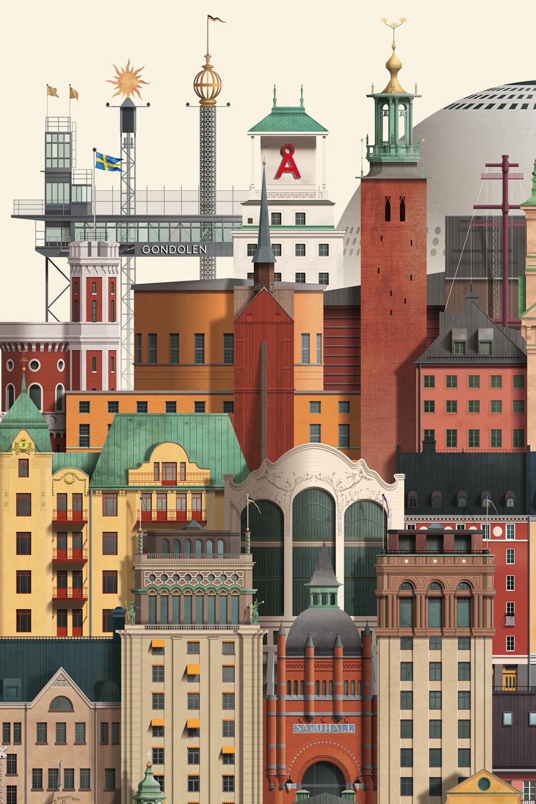 Stockholm - Martin Schwartz