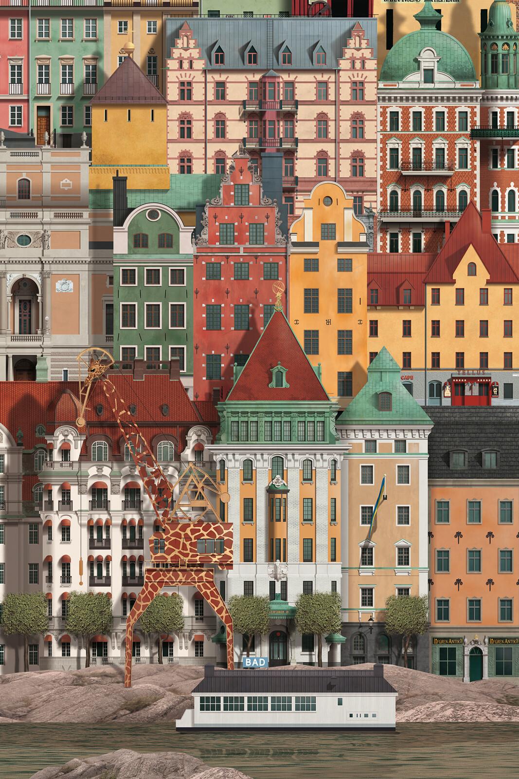 Stockholm IV - Martin Schwartz