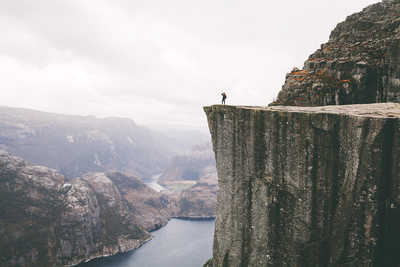 Norway I by Alex Strohl