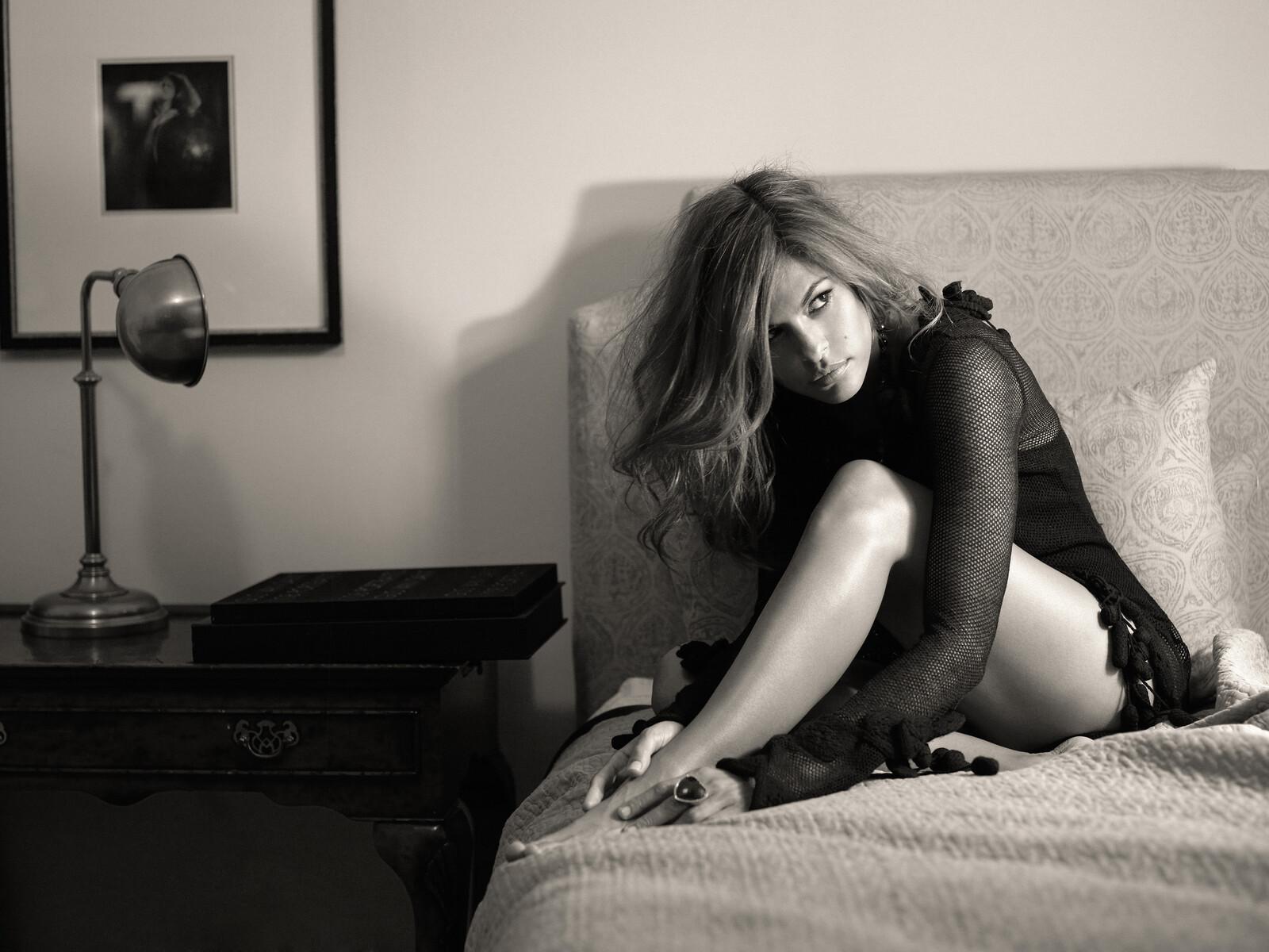 Eva Mendes - Brian Bowen Smith