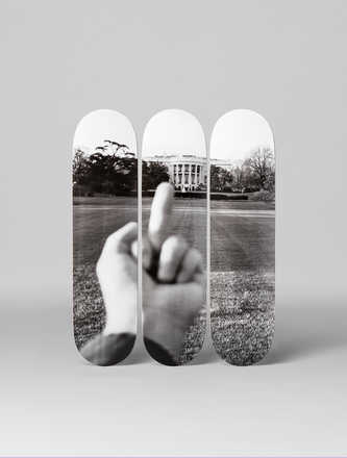 White House - Ai Weiwei