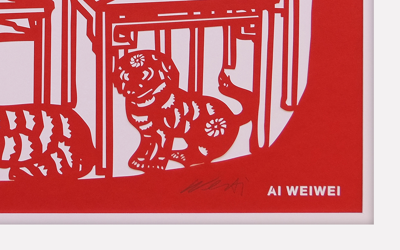 CATS AND DOGS - Ai Weiwei