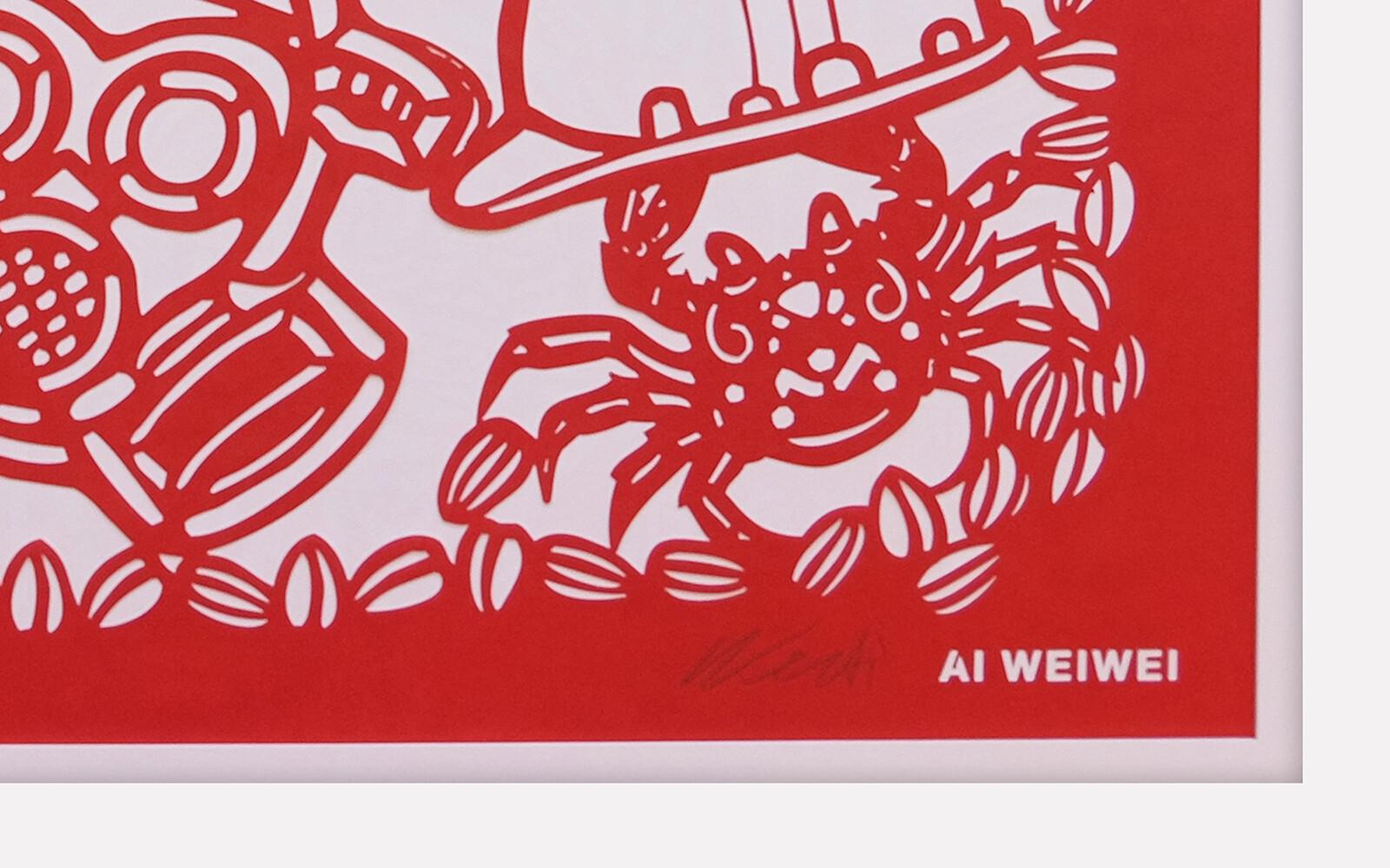 RIVER CRABS - Ai Weiwei