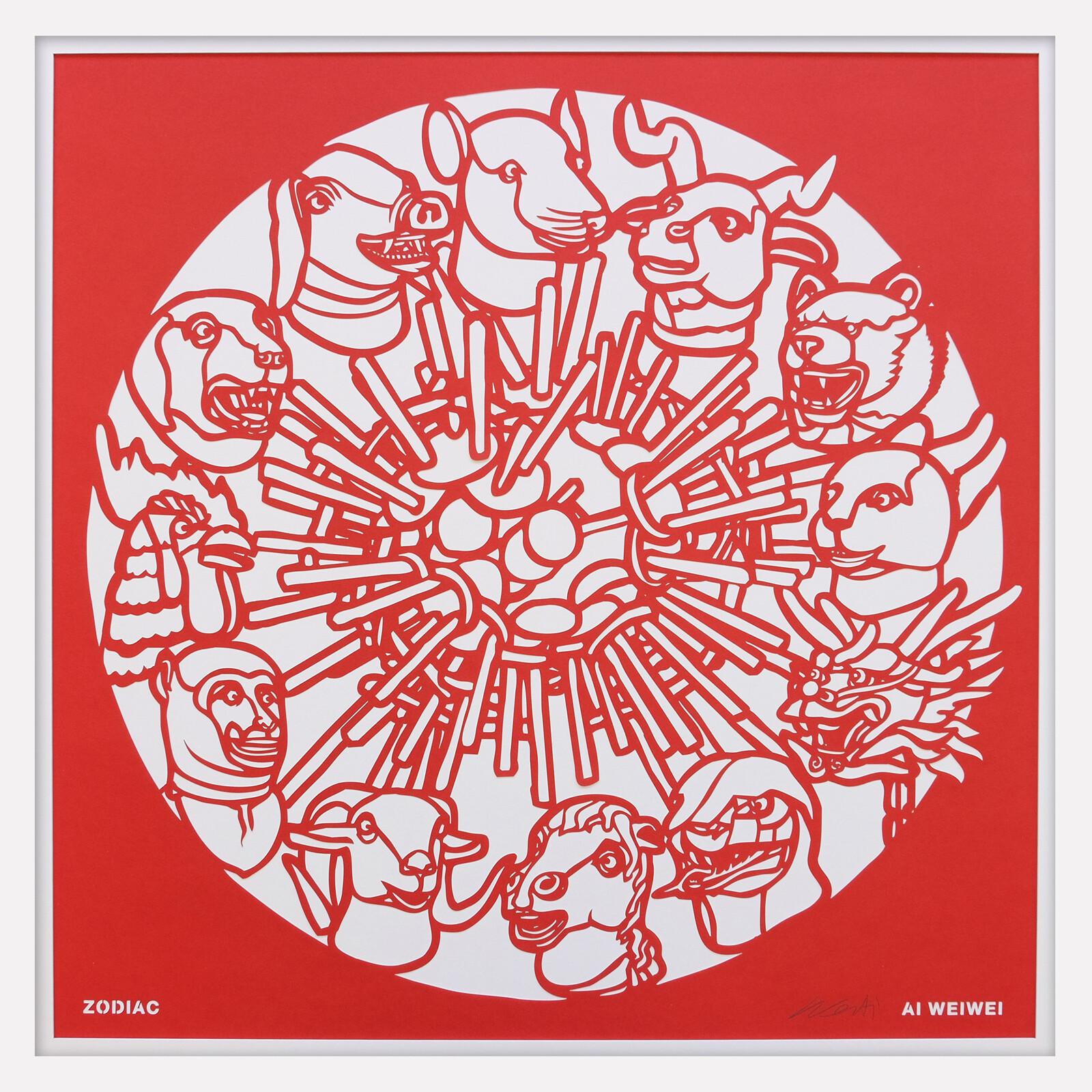 ZODIAC - Ai Weiwei