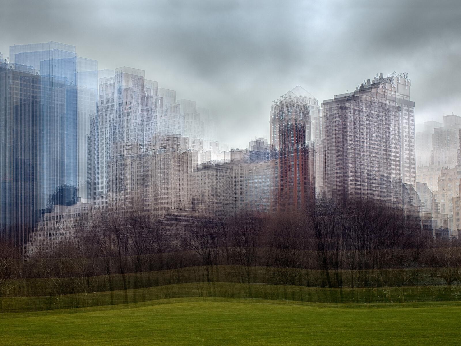 Central Park 8 a.m., NY - Alfonso Zubiaga