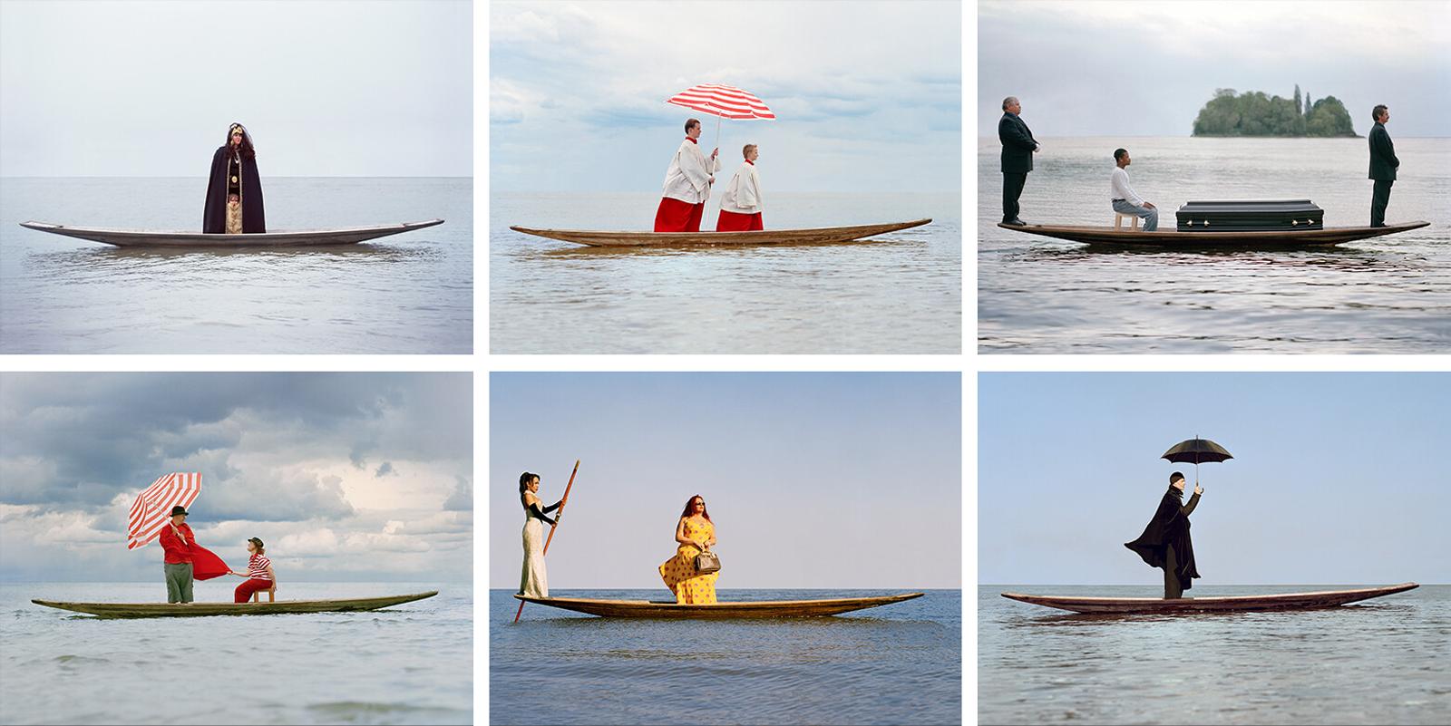 Boat No. III - Bettina Flitner