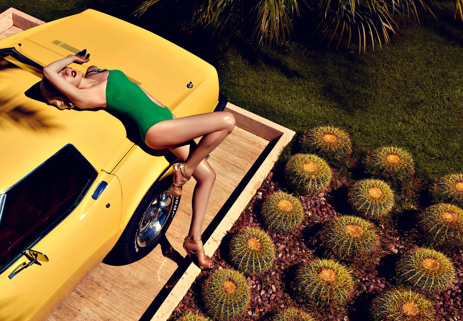 She's got a mango in the garden - Emre Guven