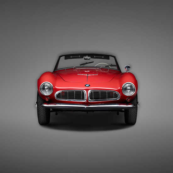 BMW 507 Front
