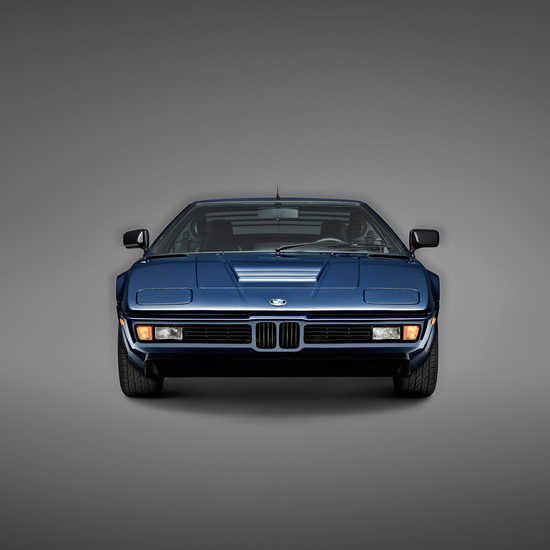 BMW M1 Front