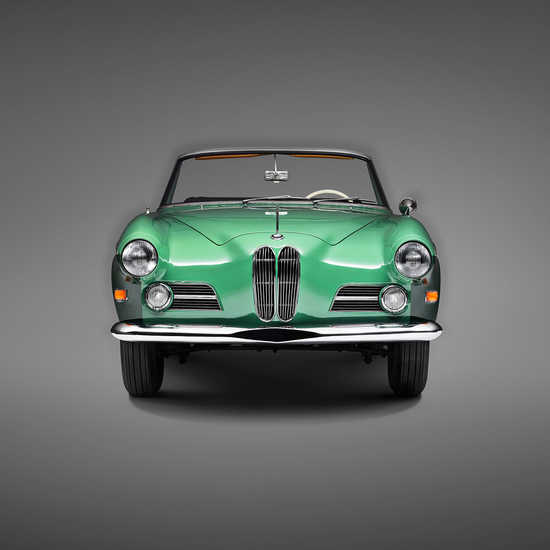 BMW 503 Front