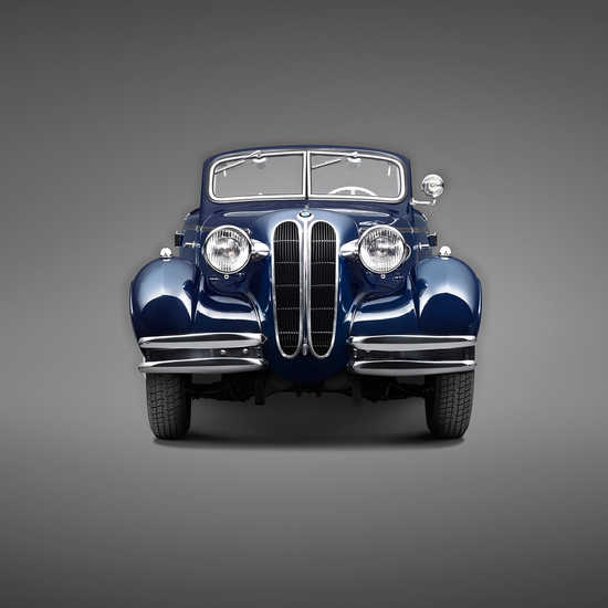 BMW 326 Front