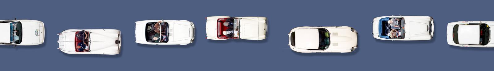 white car - Bernhard Schmerl