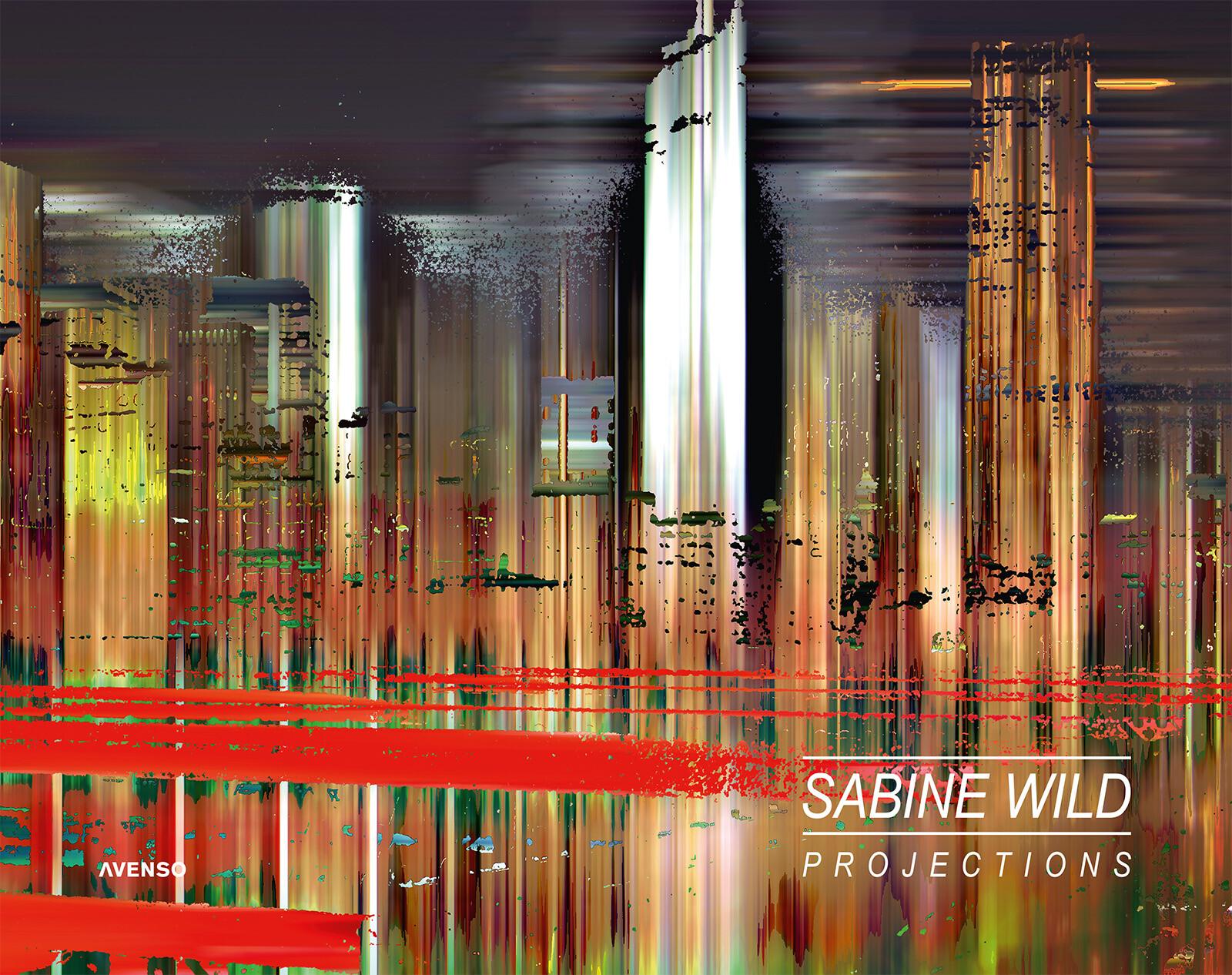 ARTIST BOOK - Projections - Sabine Wild
