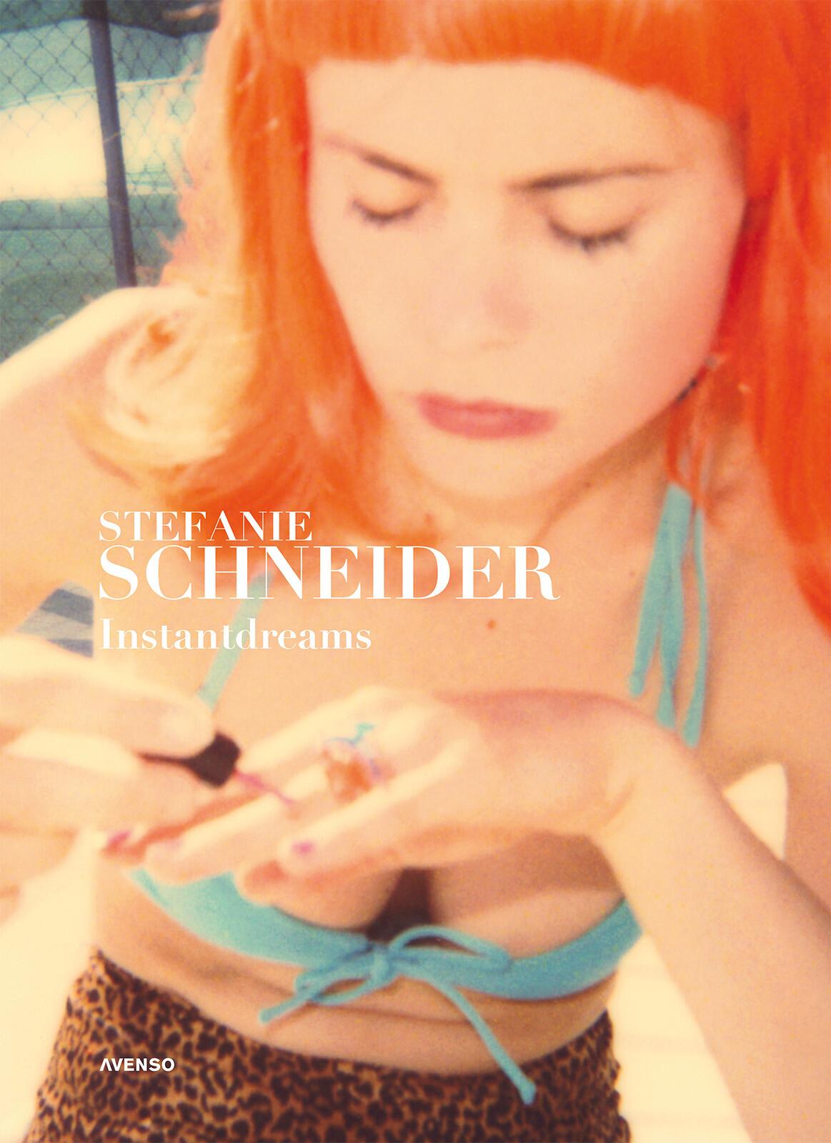 ARTIST BOOK - Instantdreams - Stefanie Schneider