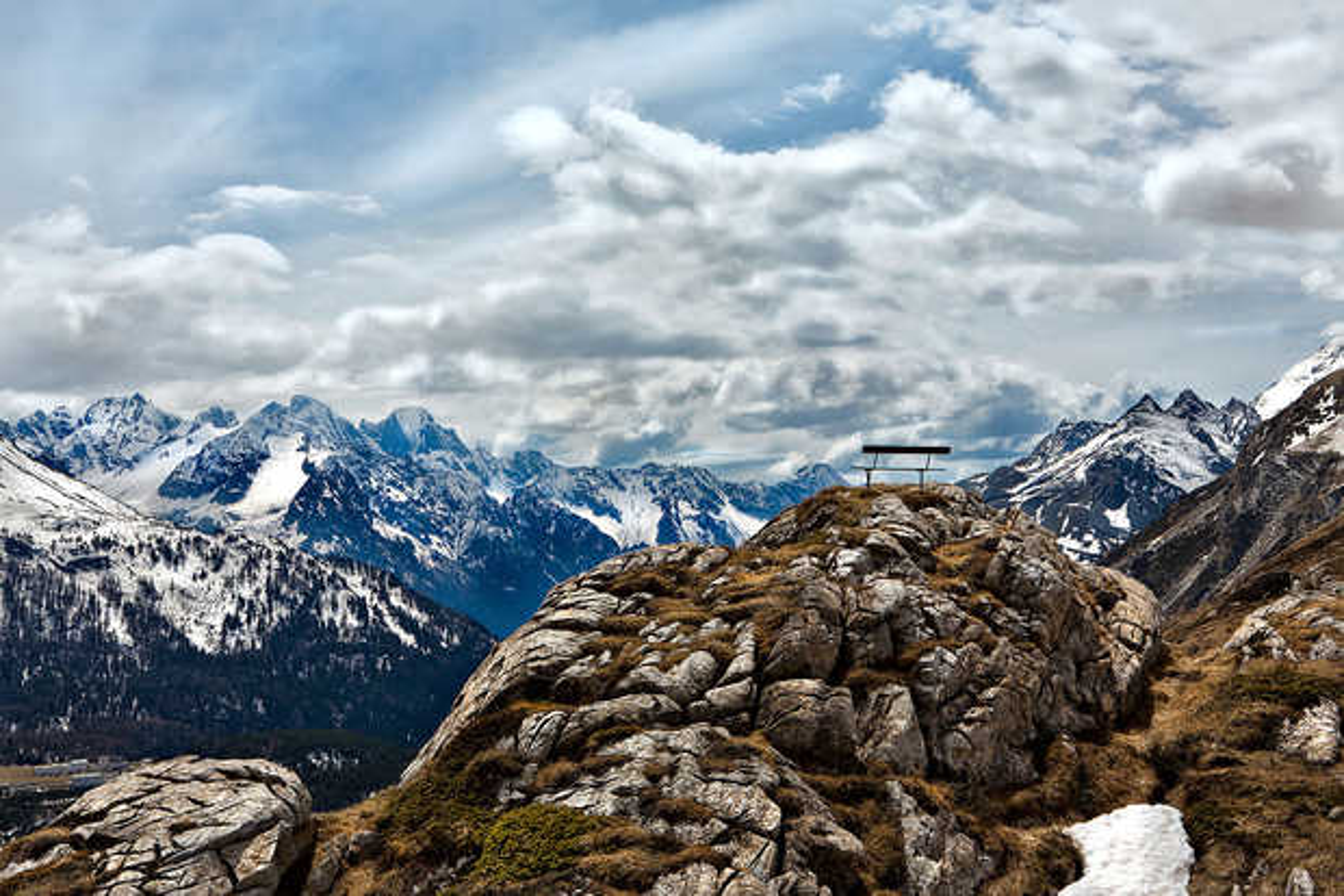 Bergwelt - Claudio Gotsch