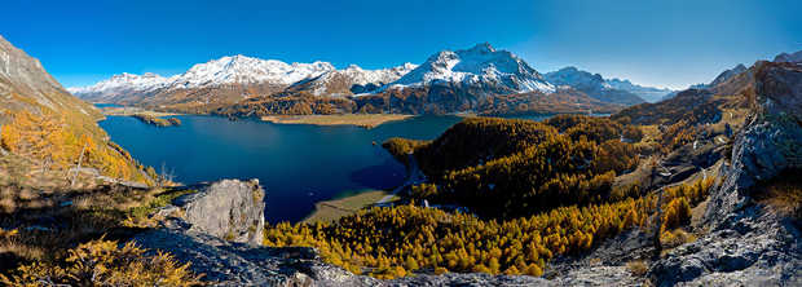 Oberengadiner Seenplatte - Claudio Gotsch