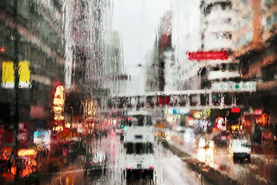Oil 2 by Christophe Jacrot