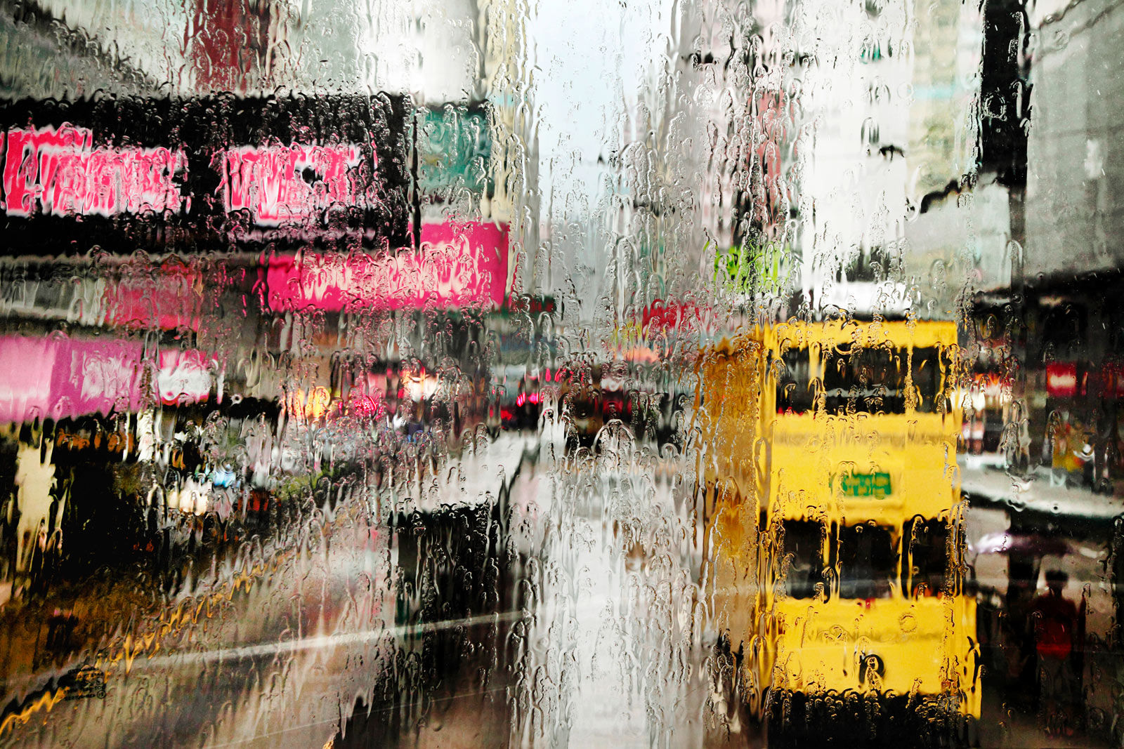 Oil 6 by Christophe Jacrot