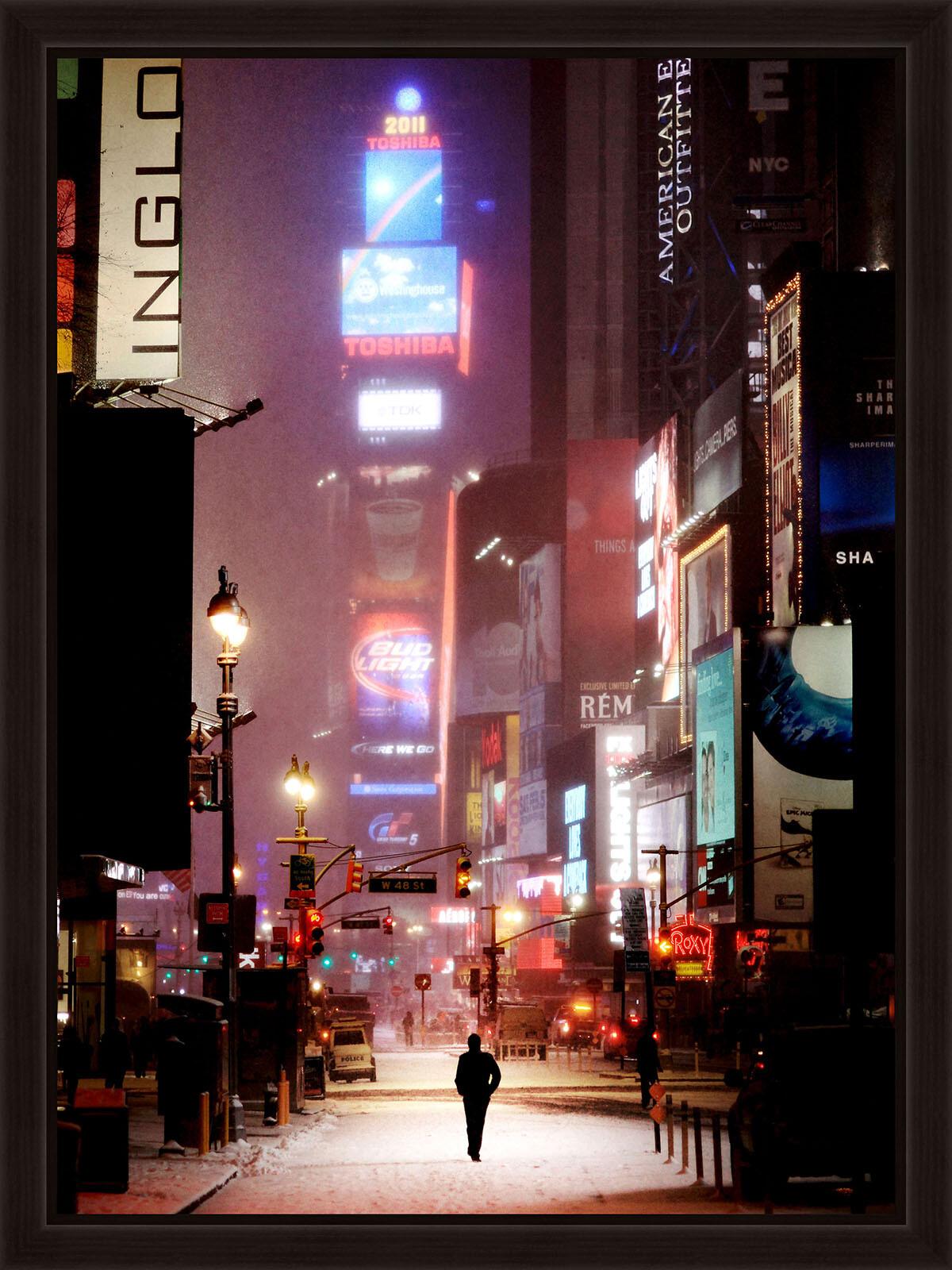 Man on Broadway - Christophe Jacrot