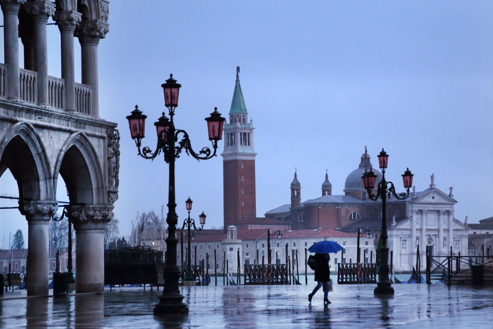 Venice Lady by Christophe Jacrot