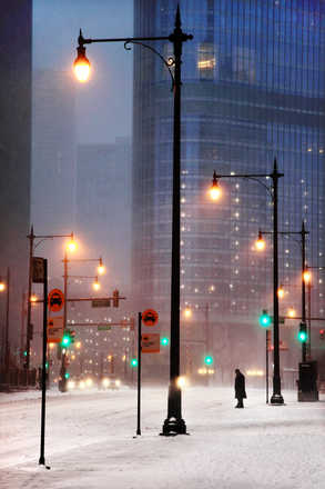 Taxi Stand - Christophe Jacrot