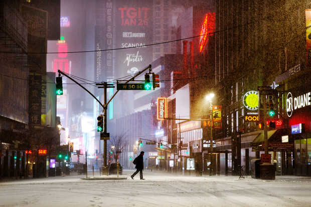 West 50th - Christophe Jacrot