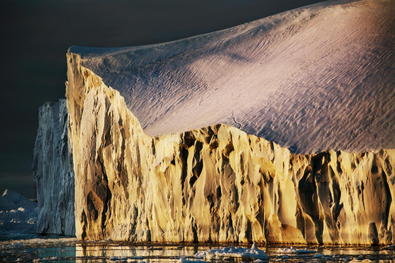 Iceberg I - Christophe Jacrot