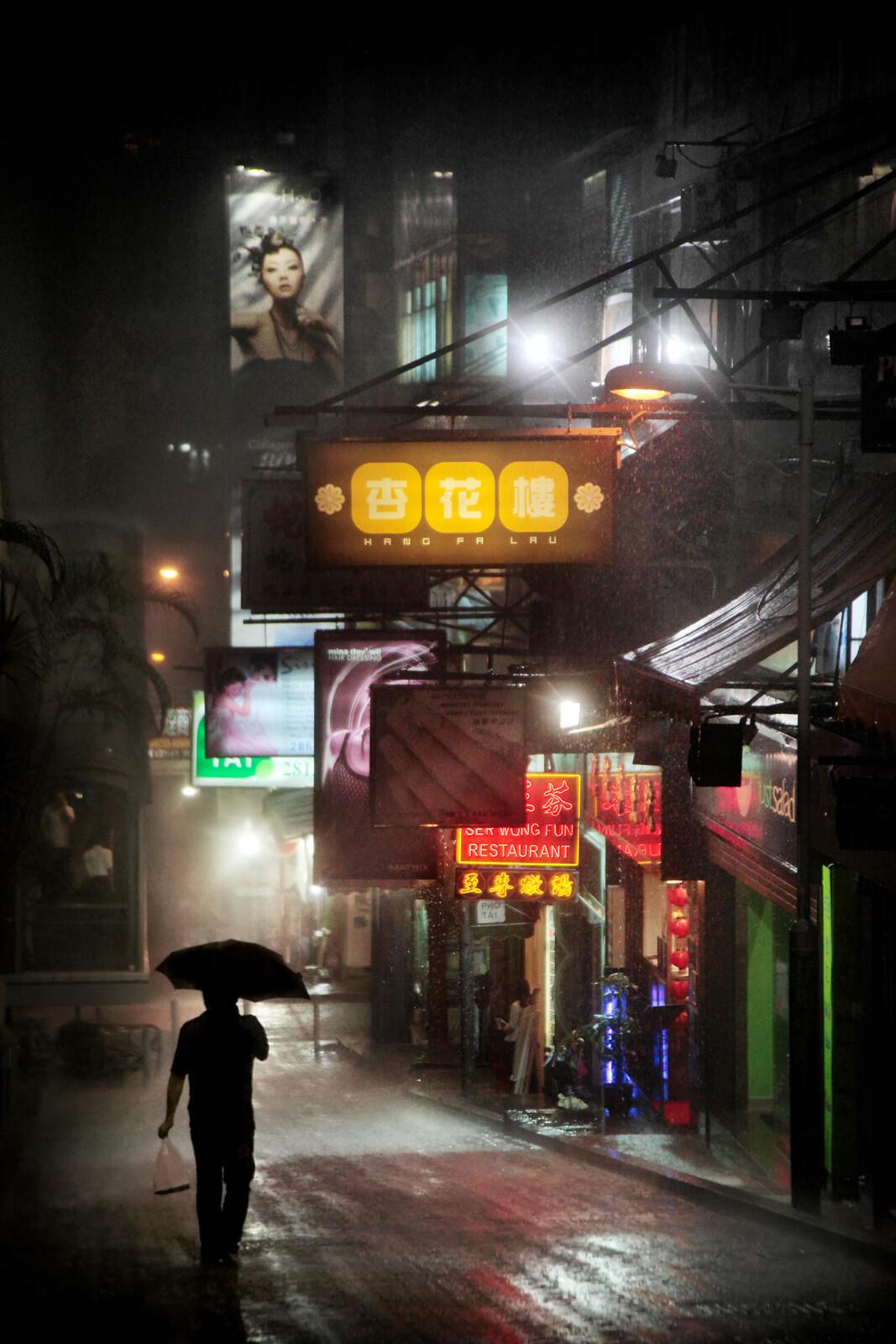 Night Lights - Christophe Jacrot