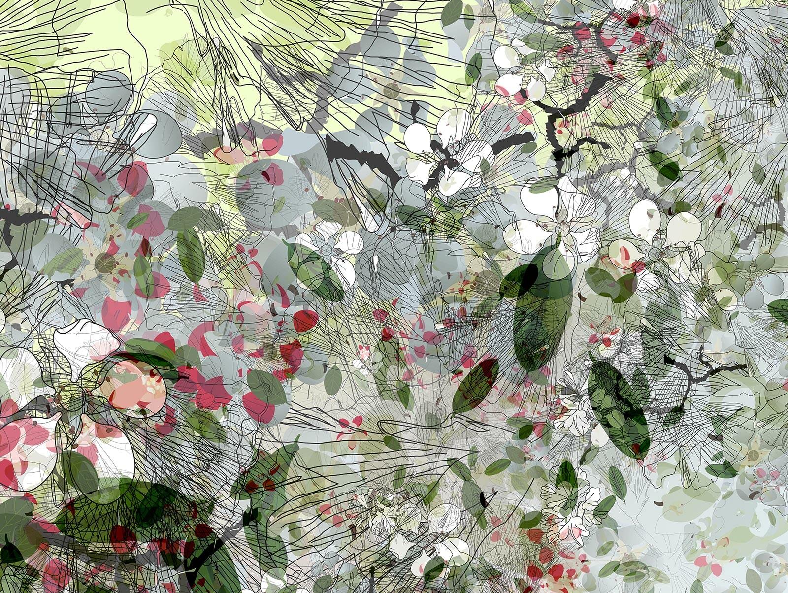 Spring Storm - Christine Jaschek
