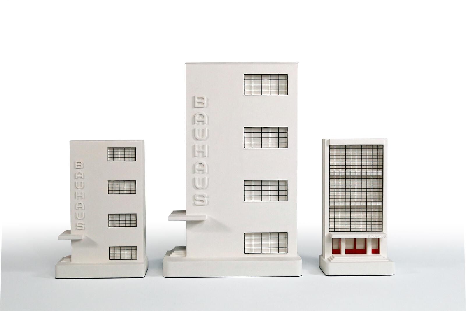 Bauhaus Dessau Stairblock - Chisel & Mouse