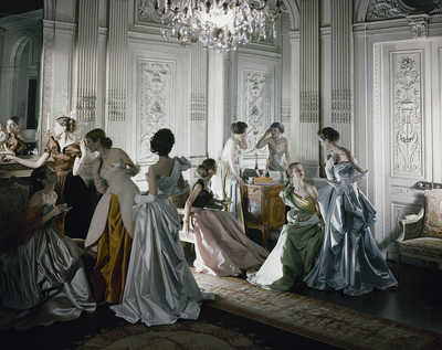 Charles James Ball Gowns von Cecil Beaton