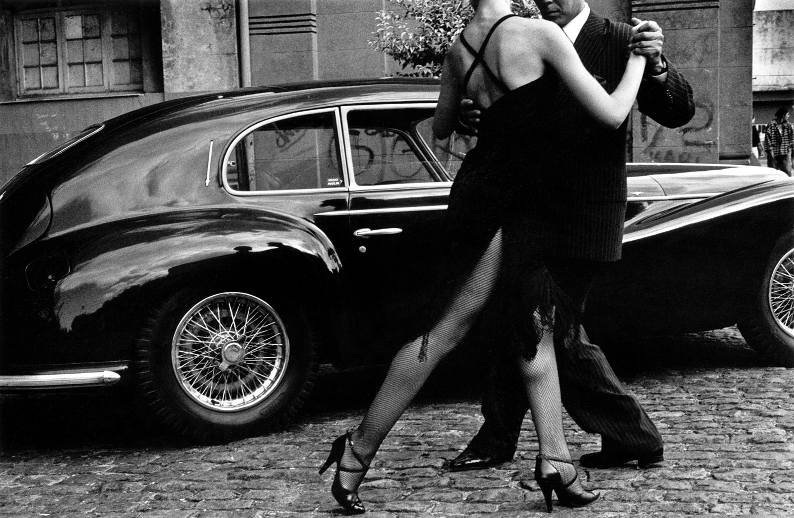The Spirit of Tango III, Buenos Aires by Christopher Pillitz