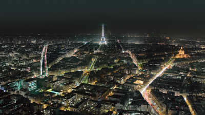 Paris 2 by Christian Stoll