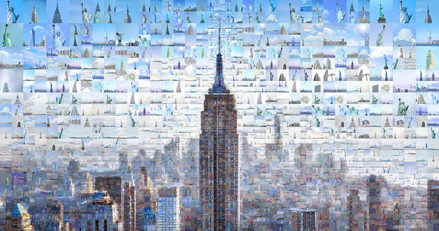 Our New York II - Charis Tsevis